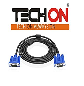 TECHON VGA CABLE 1.5M HIGH-QUALITY