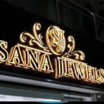 GOLDEN STEEL LETTERS LUDHIANA
