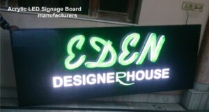 LED GLOWSIGN BOARDS IN LUDHIANA