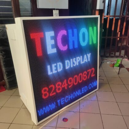 LED SCROLLING DISPLAY BOARDS WITH SINGLE OR MULTI COLOR IN LUDHIANA PUNJAB