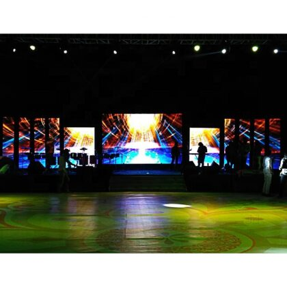 High Quality Hd P3.91 Indoor Rental Digital Signage and Displays Led Advertising Screen