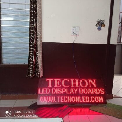 TECHON Highlight Full Color P6 Led Digital Display Board In Ludhiana, Punjab